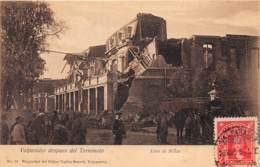 Chili - Valparaiso - Oblitérations / 10 - Despues Del Terremoto - Chili