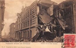 Chili - Valparaiso - Oblitérations / 11 - Despues Del Terremoto - Chili