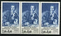 FRANCE    Journée Du Timbre 1984   Bande De 3   N° Y&T  2304  ** - France