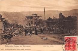Chili - Valparaiso - Oblitérations / 13 - Despues Del Terremoto - Chili