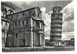 Toscana Pisa Torre Pendente E Abside Del Duomo Non Viaggiata Condizioni Come Da Scansione - Pisa