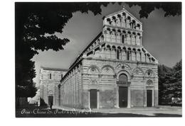 Toscana Pisa Chiesa S. Paolo A Ripa D'Arno Non Viaggiata Condizioni Come Da Scansione - Pisa