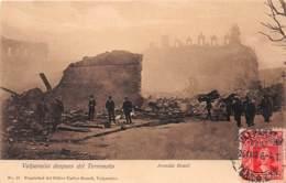 Chili - Valparaiso - Oblitérations / 30 - Despues Del Terremoto - Chili