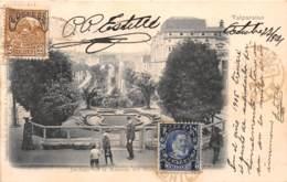 Chili - Valparaiso - Oblitérations / 39 - Jardines De La Avenida Del Brazil - Chili