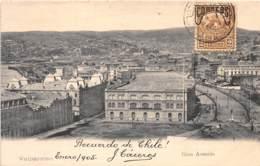Chili - Valparaiso - Oblitérations / 42 - Gran Avenida - Chili