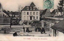 19-USSEL-CASTEL DES HIRONDELLES- - Ussel