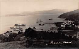 Chili - Carte Photo / 07 - Puerto De Corral - Chili