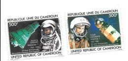 20E ANNIVERSAIRE DES 1ER HOMMES DANS L'ESPACE - Cameroun (1960-...)