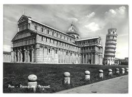 Toscana Pisa Piazza Dei Miracoli Non Viaggiata Condizioni Come Da Scansione - Pisa