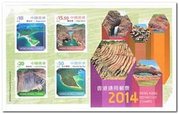 Hong Kong 2014, Postfris MNH, Nature - 1997-... Speciale Bestuurlijke Regio Van China