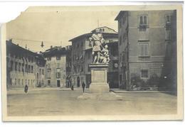 Toscana Pisa Piazza S. Nicola Non Viaggiata Condizioni Come Da Scansione - Pisa