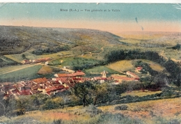 RIEZ  Vue Générale Et La Vallée - France