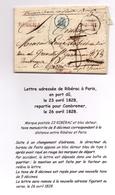 RIBERAC - 1801-1848: Voorlopers XIX