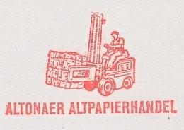 Meter Cut Germany 1983 Forklift - Transportmiddelen
