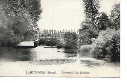 Meuse - 55 - Laheycourt - Déversoir Des Moulins - France