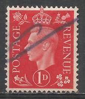 Great Britain 1937. Scott #236 (U) King George VI * - 1902-1951 (Rois)