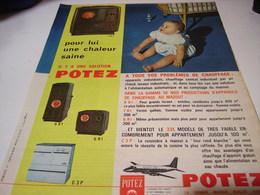 ANCIENNE PUBLICITE  NOUVEL AROME CIGARETTE PEER EXPORT 1962 - Tabac (objets Liés)