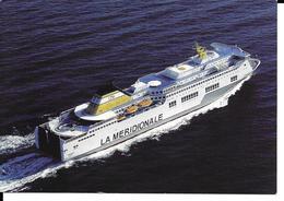 LA MERIDIONALE - GIROLATA - Compagnie Méridionale De Navigation - Ferries