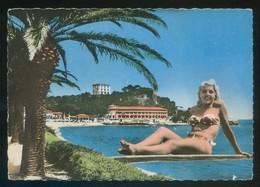 *Joies Et Plaisirs De La Côte-d'Azur* Ed. S.E.P.T. Nº 1-107. Escrita. - Other