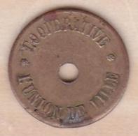 Nord - 59 .  Coopérative L'Union De Lille -  1 Partage - Monétaires / De Nécessité