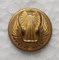 - Ancien Bouton Militaire - Armée De L'air - - Boutons