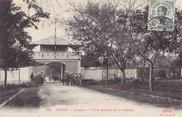 TONKIN - Longson - Porte D'entrée De La Citadelle - Vietnam
