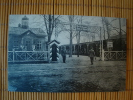 Pruzana, Pruschany, Weissrussland, Post-Kraftwagen-Park, Gelaufen 1917 - Weißrussland