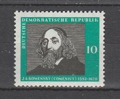 DDR Xx 1958      MI 643  -    Postfrisch    -  VEDI  SCAN. - [6] République Démocratique