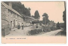 13. - AYWALLE . - RUE DE LA HEID 1904 - Aywaille