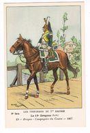 Uniforme Militaire. 1er Empire. 19e Dragons.1807. Maurice Toussaint. (51) - Uniforms