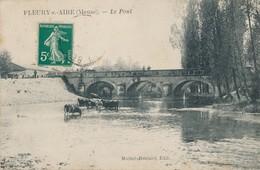 CPA - France - (55) Meuse - Fleury-sur-Aire - Le Pont - Sonstige Gemeinden