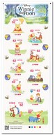 Japan 2018, Postfris MNH, Winnie The Pooh - Disney
