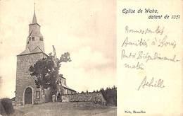Eglise De Waha, Datant De 1051 (Nels) - Marche-en-Famenne