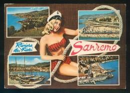 Sanremo. *Riviera Dei Fiori* Ed. Rotalcolor Nº 563/f. Nueva. - San Remo