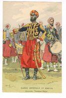 Uniforme Militaire. Garde Impériale.IIe Empire.Zouaves. Maurice Toussaint. (57) - Uniformen