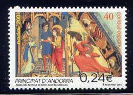 ANDORRE ESP. - 274** - NOEL - Spanisch Andorra