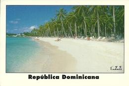 Punta Cana (Republica Dominicana) The Beach, La Plage, Der Strand - Dominica