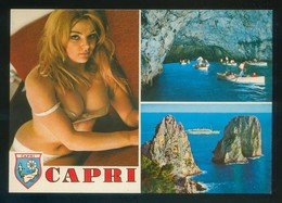 Capri. Ed. V. Carcavallo. Nueva. - Italia