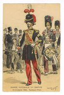 Uniforme Militaire.Garde Impériale.IIe Empire. Grenadiers. Maurice Toussaint. (59) - Uniformen