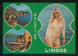 Limone. *Saluti Da Limone* Ed. M. Rossi. Nueva. - Italia
