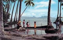 Polynésie Française PANAUIA District (vahinés) ( Photo Sounam Papeete Tahiti  C 13135 ) BV *PRIX FIXE - Polynésie Française