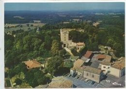 Montendre Les Pins : Vue Aérienne, Le Château (n°0014) - Montendre