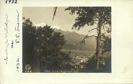 Amecameca (Mexico) Vista Parcial, Partial View, Scorcio Panoramico - Messico