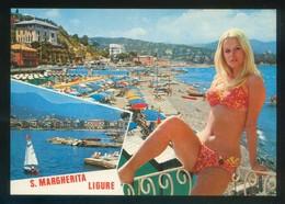 *Santa Margherita Ligure* Ed. Brunner & C. Nº C31. Nueva. - Otras Ciudades