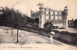 B54123 Pontaillac - Hôtel De L'Europe - Autres Communes
