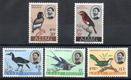 ETHIOPIE - YT N° 388 à 392 - Neufs * - MH - Cote 20,00 € - Äthiopien