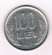 100 LEI  1992  ROEMENIE /9170/ - Roumanie
