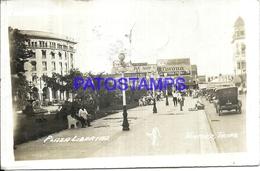 105831 CUBA TAMPICO TAMPS SQUARE PLAZA LIBERTAD CIRCULATED TO GERMANY POSTAL POSTCARD - Non Classés
