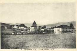 IRISSARRY  (B.P.) Vue Generale  RV - France