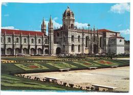Portogallo Portugal Lisboa Lisbona MosteirodosJerónimos Viaggiata 1992 - Lisboa